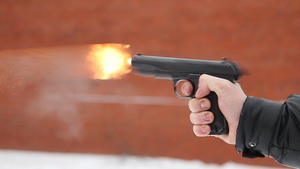 TT Pistol Shot